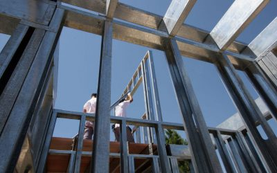 El Steel Framing ya es oficialmente un sistema constructivo tradicional.