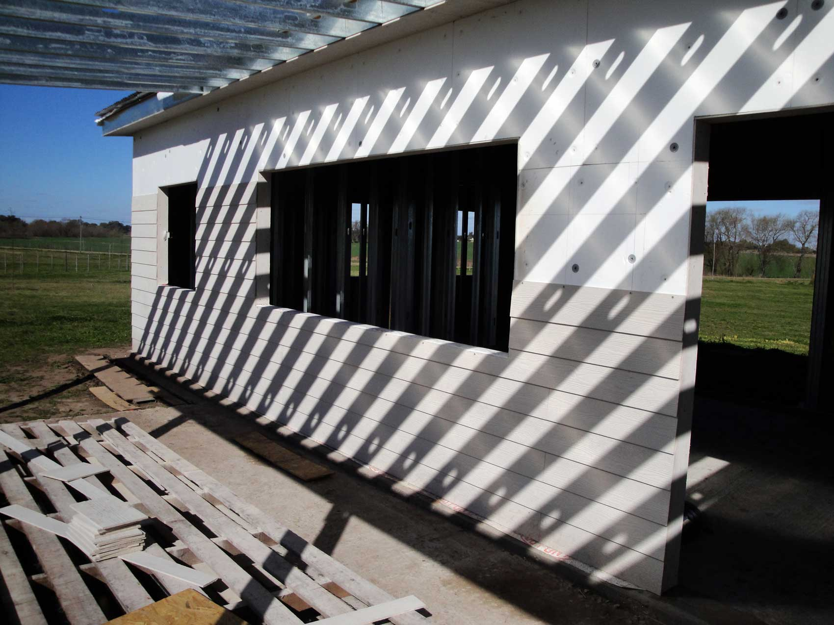 Diferencias entre Steel Framing y viviendas prefabricadas