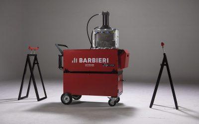 Barbieri lanza una solución eficiente para el mercado de la construcción en seco