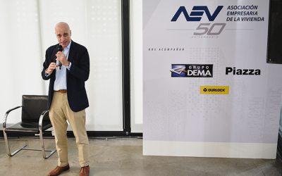 GRUPO DEMA en la celebración de los 50 años de la Asociación de Empresarios de la Vivienda AEV