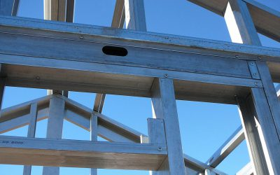 El acero es el material más sustentable de la construcción